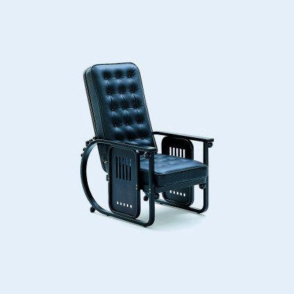 Josef Hoffmann Sitzmaschine Armchair