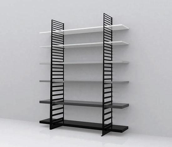 Juan Carlos Viso Comb Bookshelf