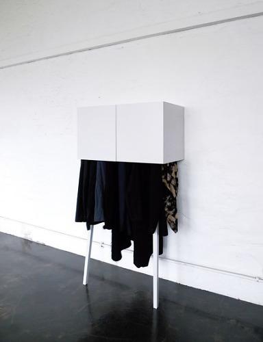 Judith Seng Studio Hide 2.0 Wardrobes Collection