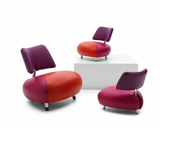 Karel Boonzaaijer, Pierre Mazairac and Roy De Scheemaker Pallone Lounge Chair