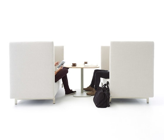 Karel Boonzaaijer and Dick Spierenburg Side By Side Modular Seating