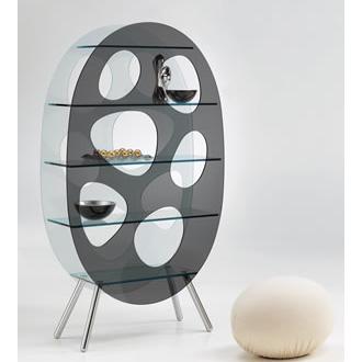 Karim Rashid Lotus Display Unit