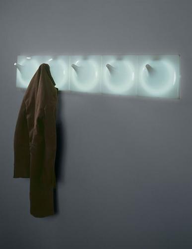 Karim Rashid Unikorn Wall lamp - Coat Hook