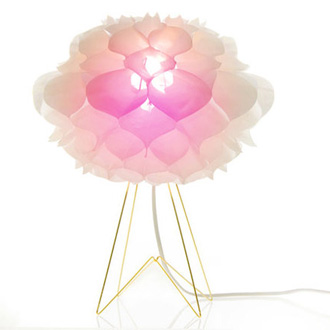 Karl Zahn Phrena Lamps Collection
