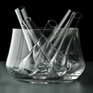 Katherine Krizek Nice On Ice Glasses Collection