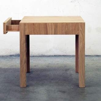 Katsuhito Nishikawa Nf Stooltable With Storage-unit