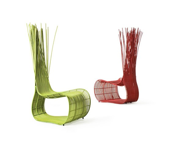 Kenneth Cobonpue Yoda Seating Collection