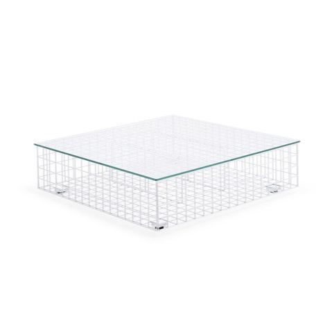 Kensaku Oshiro Grid Coffee Table