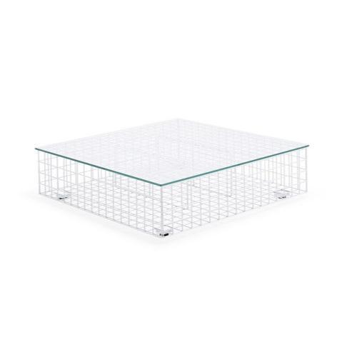 Kensaku Oshiro Grid Coffee Table