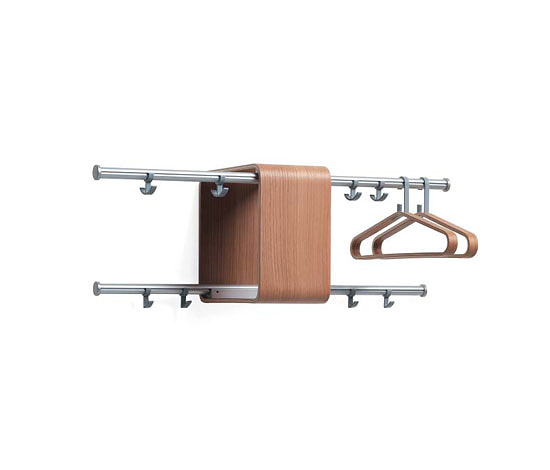 Kersti Sandin and Lars Buelow Kvadrat Coat Rack