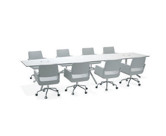 Kersti Sandin and Lars Buelow Obi Conference Table