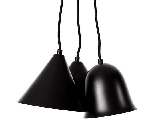 Knut Bendik Humlevik and Rune Krøjgaard Pendant Lamps