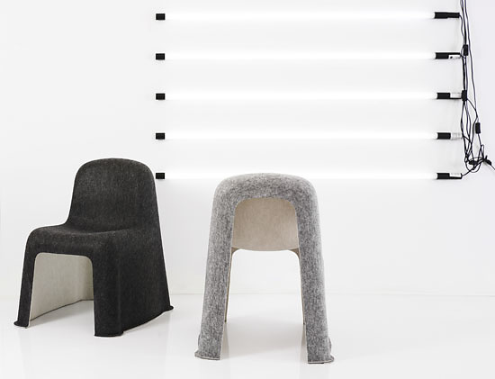 Komplot Design Nobody Chair