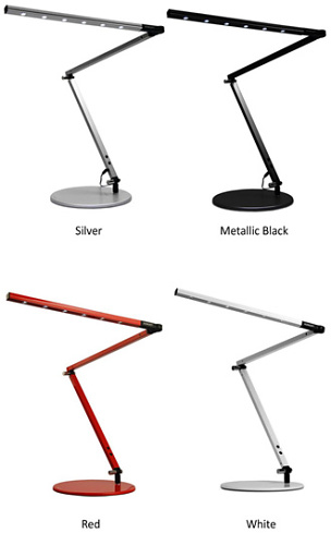 Koncept Lighting Z-bar High Power LED Desk Lamp