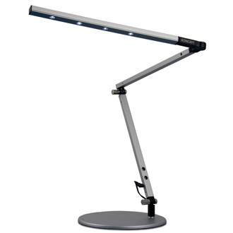 koncept lighting z bar mini high power led desk lamp. Black Bedroom Furniture Sets. Home Design Ideas