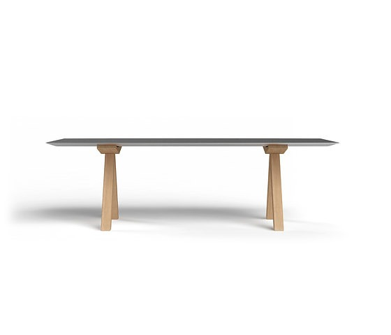 Konstantin Grcic Extrusions Table Collection