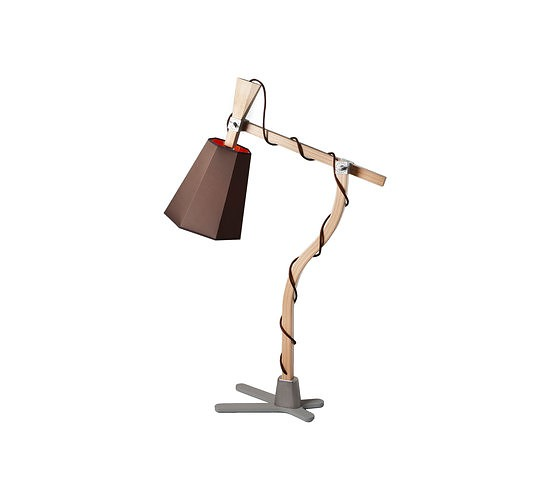 Kristian Gavoille Luxiole Lamp Collection