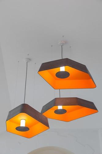 Kristian Gavoille Nenuphar Lamp Collection