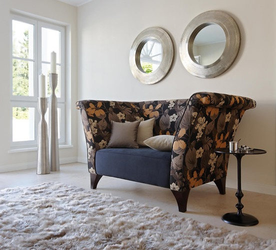Lambert Werkstatten Cotton Club Sofa