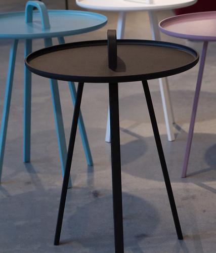 Lambie Van Hengel Tor Side Table