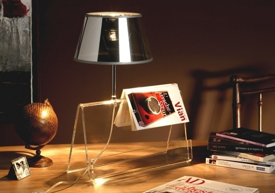 Laurent Bailly Empirical Lamp