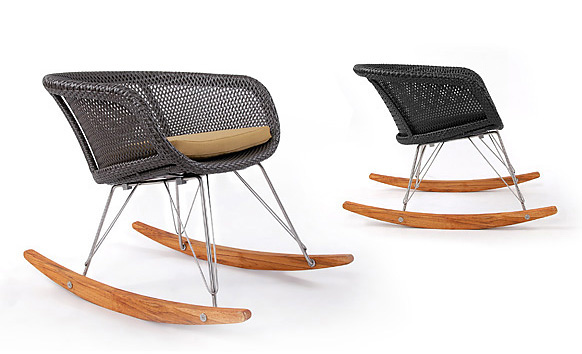 Lebello Chair 6 Rocking Chair