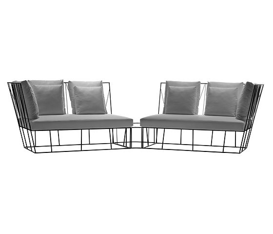Lievore Altherr Molina Hervé Seating Collection