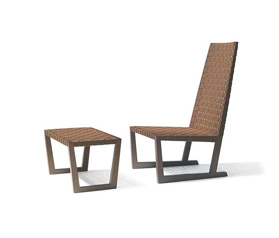 Lievore Altherr Molina Serena Lounge Chair