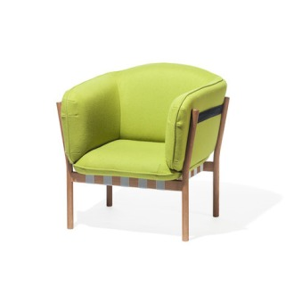 Lime Studio Dowel Armchair