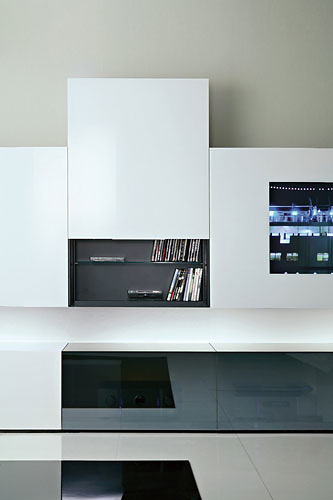 Lodovico Acerbis and Massimo Castagna New Concepts 2007 Cabinets
