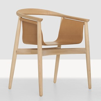 Lorenz and Kaz Pelle Chair
