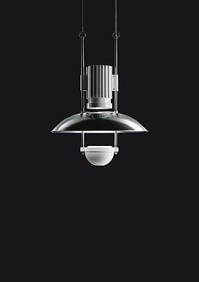 Louis Poulsen Lighting Airport Lamp