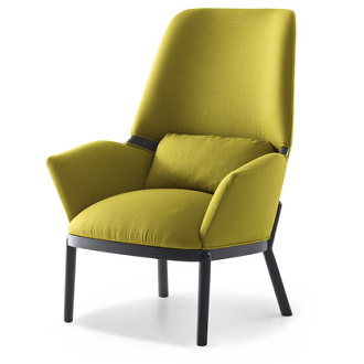Luca Nichetto Serena And Doge Armchair