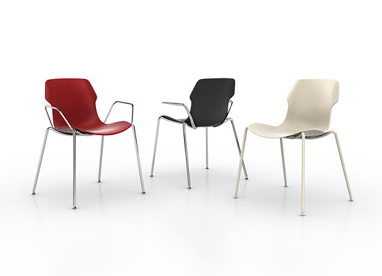 Luca Nichetto Stereo Seating System
