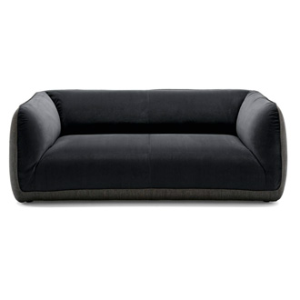 Luca Pevere and Paolo Lucidi Fashion Supersoft Sofa