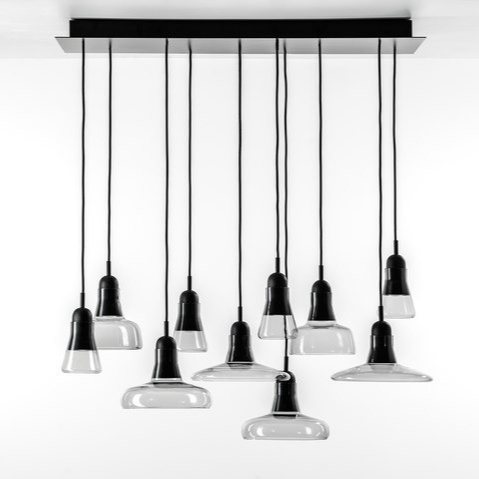 Lucie Koldova and Dan Yeffet Shadows Lamp Collection