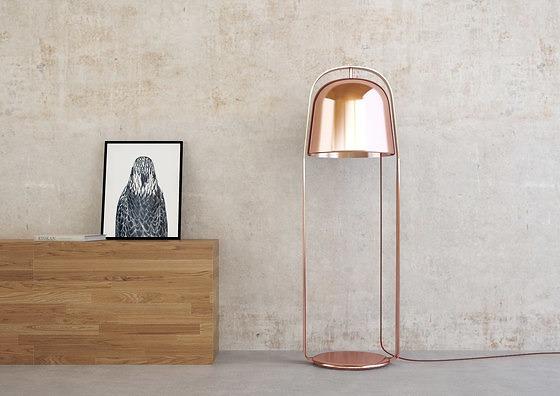 Lucie Koldova Bella Lamp