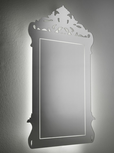 M. Dell'Orto and E. Garbin Madame Mirror