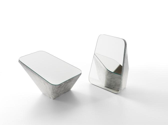Maddalena Casadei Bella Table Mirror