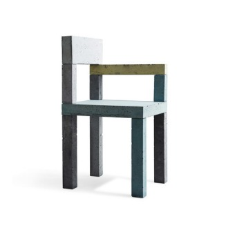 Magnus Pettersen Untitled (concrete Chair) Chair
