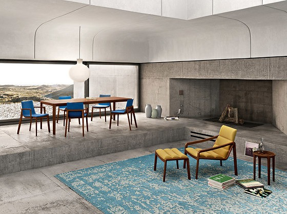 Maly Hoffmann Kahleyss Challenge Seating Collection