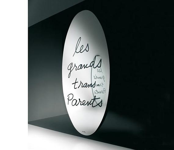 Man Ray Les Grands Trans-parents Mirror