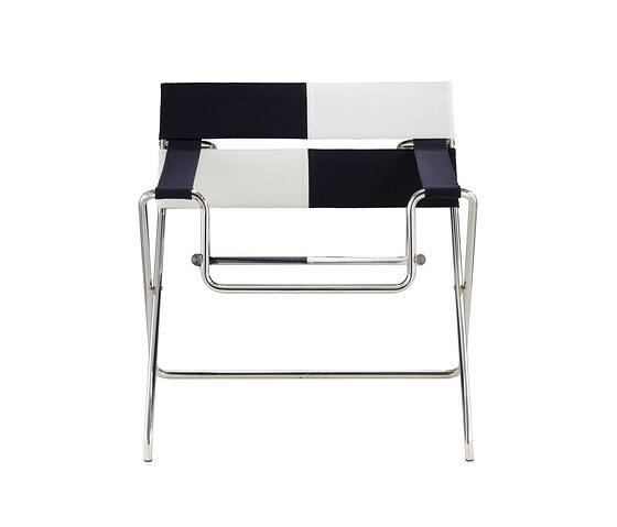 Marcel Breuer D4 Bauhaus Foldable Armchair