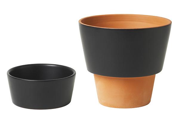 Margareta Hennix Open Flower Pot