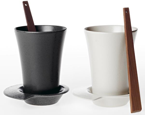 Marie Louise Hellgren Spin Mug Saucer Amp Stirrer