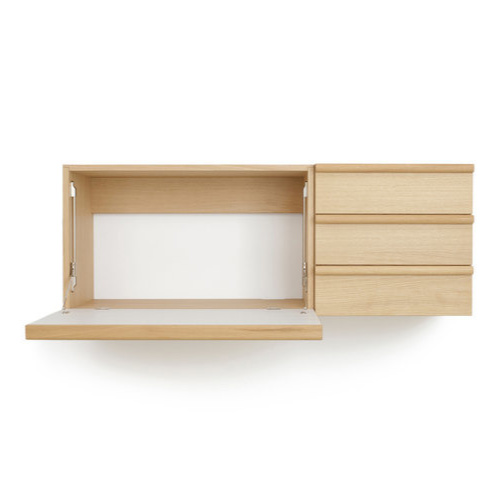 Marina Bautier Wall Unit