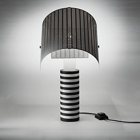 Mario Botta Shogun Tavolo Lamp