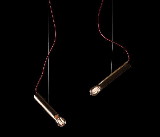 Massimo Castagna Pipe Light Lamp