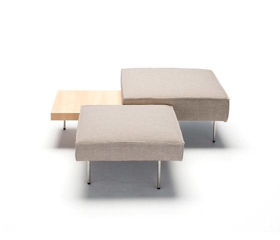 Massimo Mariani Upland Pouf And Table