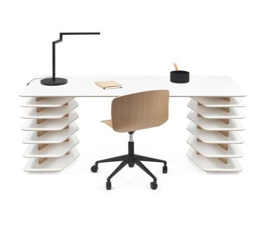 Mathieu Lehanneur Strates Office Table
